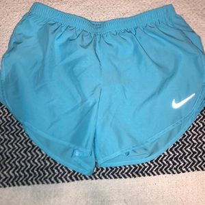 Nike shorts. Color: Blue